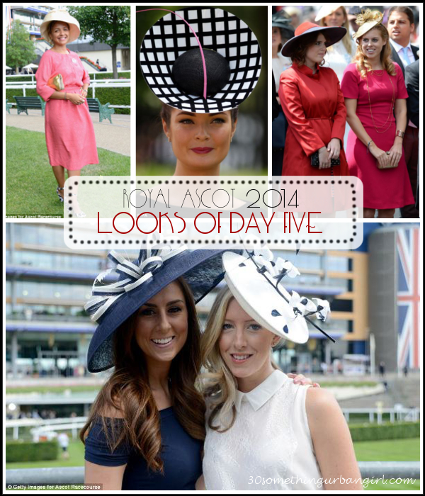 Elegant looks on day 5 of Royal Ascot 2014