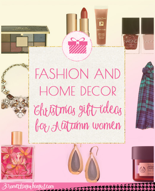 Fashion and home decor gift ideas for Autumn seasonal color women under 50USD