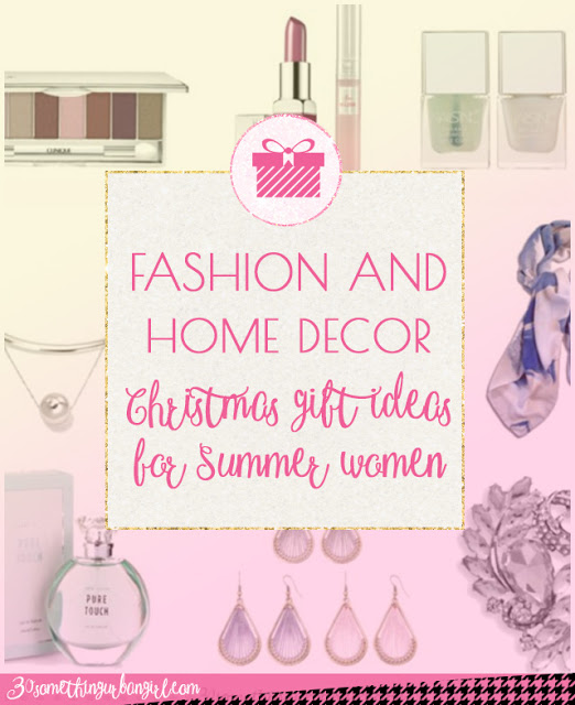 Fashion and home decor gift ideas for Summer seasonal color women under 50USD
