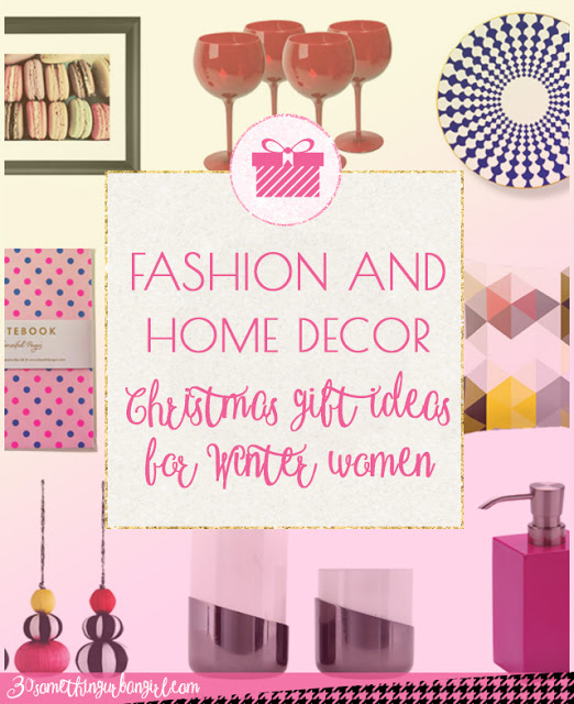 Fashion and home decor gift ideas for Winter seasonal color women under 50USD