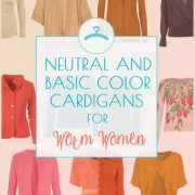 Wardrobe Essentials: Cardigans for Warm Women