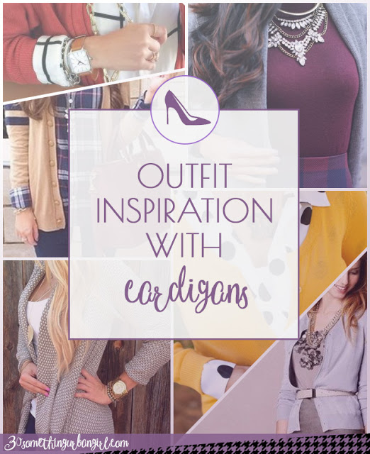 Outfit inspiration with cardigans