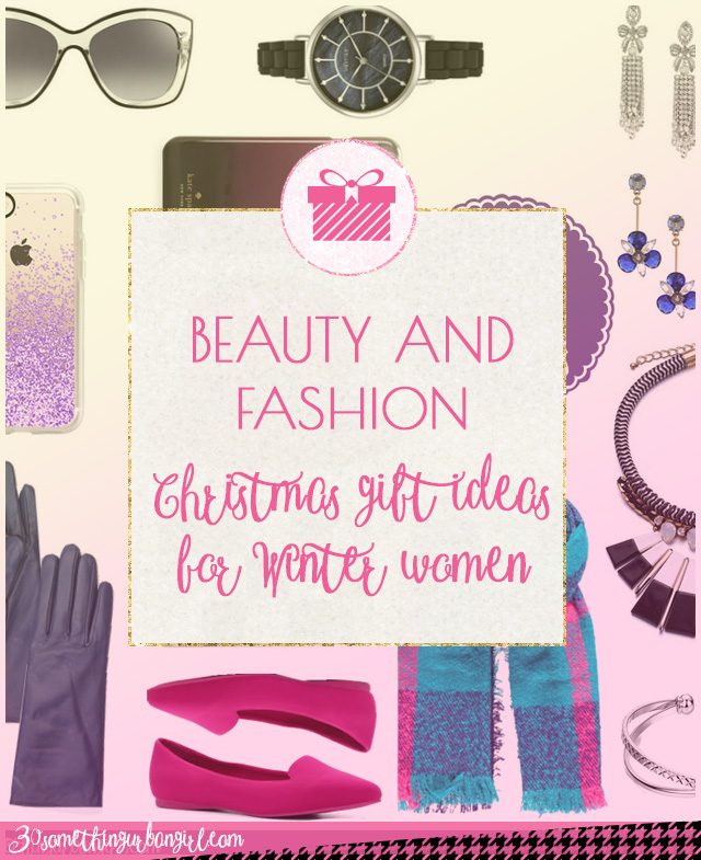 Beauty and fashion gift ideas for Christmas for Winter seasonal color women