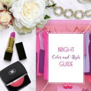 Bright Color and Style Guide shop promo photo