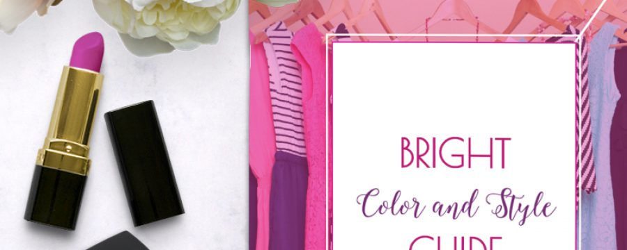 Bright Color and Style Guide