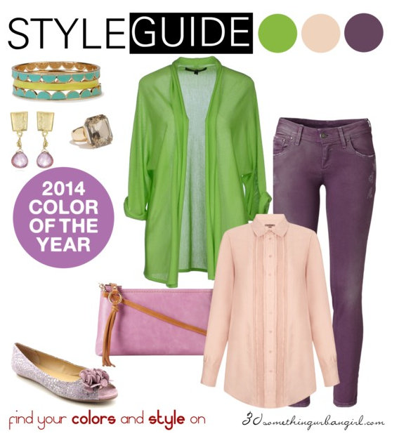 Cosy Radiant Orchid outfit ideas for Warm Spring and Warm Autumn ... f454da27d