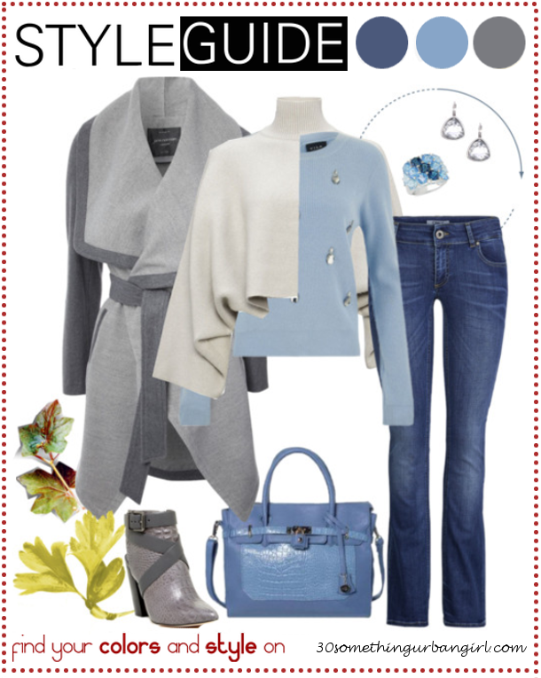 eba16bab84cb Bundle up for cold weather – outfit tips for Soft Summer and Soft Autumn