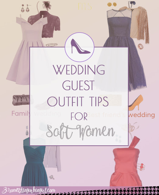4fe56c8cd478 Wedding guest outfit ideas for Soft Summer and Soft Autumn women